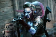 Star Wars - First Order Twi'lek by modji-33.deviantart.com on @DeviantArt