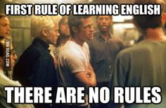 My friend's conclusion about learning English as a 2nd language