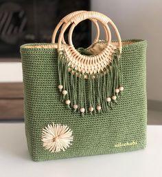 Crochet Bag Tutorials, Crochet Purse Patterns, Crochet Tote, Bag Patterns To Sew, Crochet Handbags, Crochet Purses, Sewing Tutorials, Sewing Patterns, Animal Bag