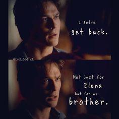 "#TVD 6x04 ""Black Hole Sun"" - Damon"