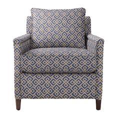 Spruce Street Chair - Upholstered #serenaandlily