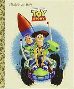 Amazon.fr - Toy Story (Disney/Pixar Toy Story) - RH Disney - Livres