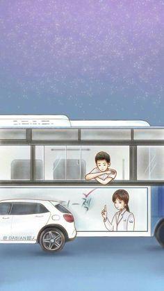 Descendants of the Sun fanart: Moon Lovers, Lovers Art, Desendents Of The Sun, Descendants Of The Sun Wallpaper, Soon Joong Ki, Songsong Couple, 22 November, Song Hye Kyo, Fanarts Anime