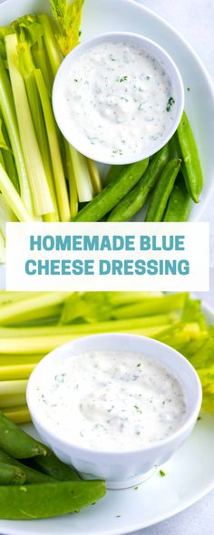 This easy homemade blue cheese dressing is better than anything you can buy at the store. It's extra creamy and perfect for tossing with salad or used as a dipping sauce. Source by inspiredtaste dresses ideas Pumpkin Puree Recipes, Homemade Pumpkin Puree, Pureed Food Recipes, Cooking Recipes, What's Cooking, Blue Cheese Dipping Sauce, Dipping Sauces, Blue Cheese Recipes, Dressings