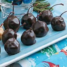 Keep it simple and delicious with this Truffle Cherries Recipe!