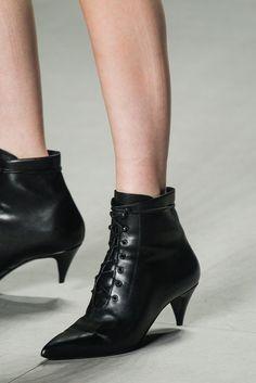 Saint Laurent Spring 2014 Ready-to-Wear Fashion Show Details