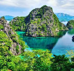 Palawan Philippines voted the most beautiful island in the world. #palawan #seetheworld #travel #explore #adventure #philippines #getaway #beautiful #timeless