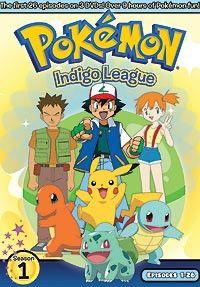 Pokemon Season 1 DVD Box Set 1
