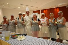 VISION VOYAGE Greek cooking classes KICC halls