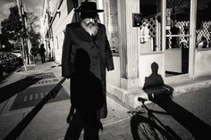 Cornered by Nik Nitro on 500px  Hacidic jew of Mile End, Montreal.