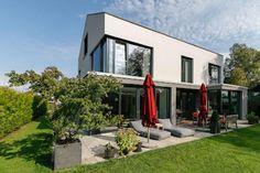 WSM Architects: moderne Häuser von WSM ARCHITEKTEN