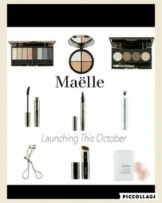Just a few of the exciting new products being launched this October! Can not wait to get my hands on this starter kit!