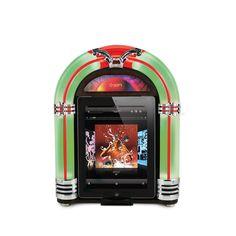 Amazon.com: Ion Jukebox Dock iPad Speaker.