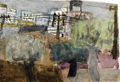 Rudolf Hradil (Austrian, 1925 - 2007) – 36 фотографий Gouache, Painting, Art, Watercolor Painting, Art Background, Painting Art, Kunst, Paintings, Performing Arts
