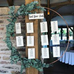 Dekoration Dekoration - My Wedding - Seating Plan Wedding, Wedding Table, Fall Wedding, Diy Wedding, Dream Wedding, Seating Plans, Wedding Favors, Wedding Ideas, Wedding Photos