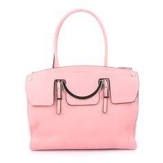COCCINELLE Tasche: Borsa Pelle Vita Celeste Rosa  — Fashionette.de  COCCINELLE bag: Borsa Pelle Vita Celeste Rosa  — Fashionette.de