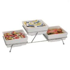 Cuencos Melamina Buffet, Magazine Rack, Catering, Dishes, Cabinet, Storage, Furniture, Home Decor, Trays