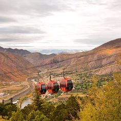 It's pretty hard to top that view. Make time for Glenwood Caverns Adventure Park on your next trip to #GlenwoodSprings, #Colorado! www.visitglenwood.com
