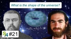 Could a universe without border, not go on and on forever? Poincaré not only gave an answer, he also proposed a fundamental conjecture. Shape Of The Universe, Sacred Geometry, Evolution, 21st, Symbols, Shapes, Glyphs, Icons