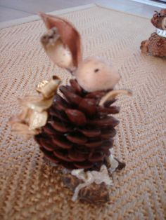 how to clean pine cones for rabbits
