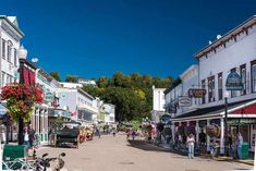 Mackinac Island is America's most absurdly cute town   Roadtrippers