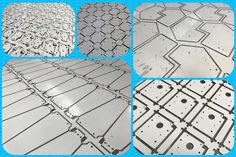 Come and take a look at the vast array of CNC punching projects produced in the UK Types Of Sheet Metal, Sheet Metal Work, Aluminium Sheet, Cnc Router, Metal Working, Projects, Cnc Milling Machine, Log Projects, Blue Prints
