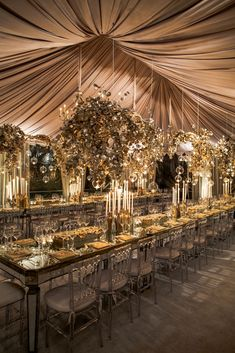 12 inspired ideas for an extravagant fete on your wedding day! Get wedding day inspiration for beach wedding decor, simple and elegant wedding table settings, big wedding cakes and wedding tent designs. Big Wedding Cakes, Tent Wedding, Wedding Receptions, Dream Wedding, Reception Ideas, Wedding Dresses, Wedding Flowers, Ballroom Wedding, Dresses Dresses