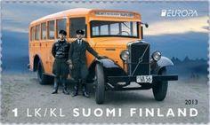 "Åland 1kl ""Europa"" 2013 ""Volvo"""