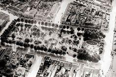 Praça Osório - 1940
