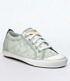 So getting these Coach shoes