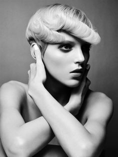Morning Beauty, Anja Rubik by Solve Sundsbo… No.1