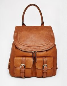ALDO Tan Backpack with Top Handle and Double Pockets. Convertible  BackpackFashion PursesBag DesignTansFashion ...