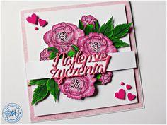 MiniArt - hand made with love: kwiaty na Dzień Mamy