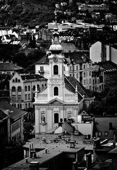 Budapest - Krisztina téri Havas Boldogasszony templom