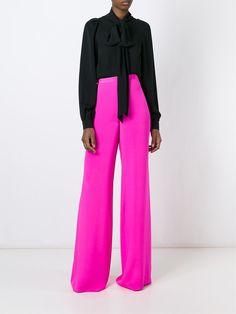 EMILIO PUCCI wide leg trousers Black Wide Leg Trousers 5185564e7