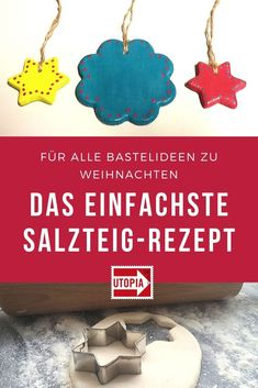 Salzteig-Rezept: Basteln mit Kindern – Awesome Knitting Ideas and Newest Knitting Models Knitting Designs, Knitting Projects, Crochet Projects, Knitting Patterns, Scrap Yarn Crochet, Crochet Ripple Blanket, Sustainable Gifts, Great Hobbies, Salt Dough