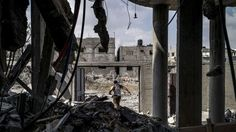 A human rights group says #Israel must be held accountable for war crimes it committed in #Gaza.