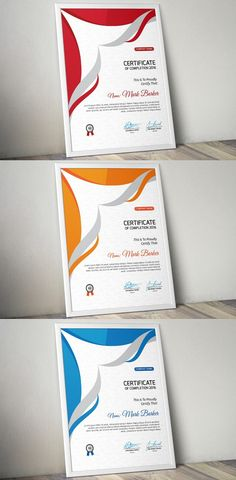 Certificate. Stationery Templates. $6.00