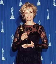"""Jessica Lange was awarded Best Actress for (""""Blue Sky"""") in 1994"""