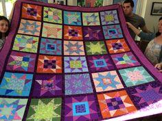 Sophie's quilt!