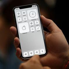 100 Premium App Icons White Minimal edition iPhone iOS14 | Etsy Music Clock, Screen Icon, Phone Books, Custom Icons, Etsy App, Facetime, App Icon, Homescreen, Icon Set