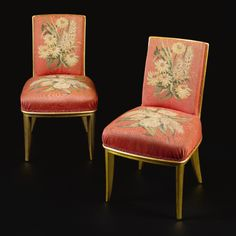 rothschild jean pair of side chai   furniture   sotheby's n08754lot6426jen