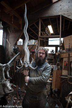 Swordmaker Michaelcthulhu.
