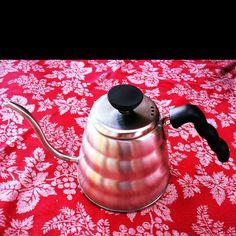 My new Hario kettle