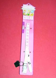 House Broken The Glamorous Life CAT Collar SMALL White 8' - 12' Long x 3/8' Wide >>> Be sure to check out this awesome product. (This is an affiliate link and I receive a commission for the sales)