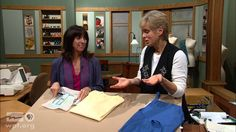 Machine Embroidery in 6 Easy Lessons (Part 1 of 2) - SEWING WITH NANCY