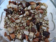 Sa'ravissante Beauté: Petit déjeuner sain #1 : Muesli cru & vegan {sans gluten/produits laitiers/sucre}