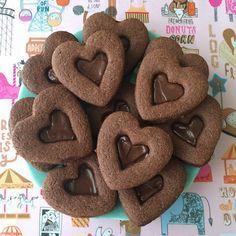 Galletitas de chocolate. sin tacc / sin gluten / gluten free