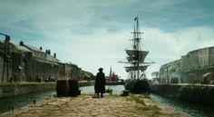 Poldark: the novels, the TV show, the REMAKE, we LOVE it all! Aidan Turner IS our new incarnation of the eponymous hero - Ross Poldark Golden Age Of Piracy, Us Sailing, Sailing Cruises, Yacht Cruises, D Avila, Ross Poldark, Poldark 2015, Black Sails, Wattpad