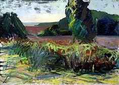 Bornholm Landscape by Pia Ranslet